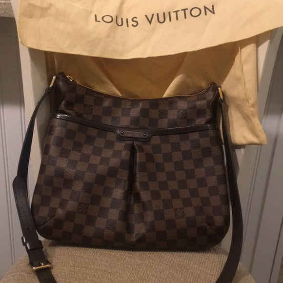 ee25ddc291 Louis Vuitton Handbags - Louis Vuitton Bloomsbury PM Damier